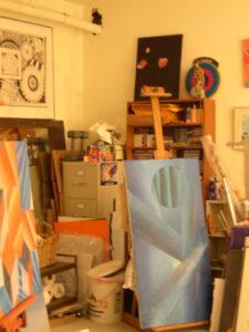 Amy Ione Studio 2003