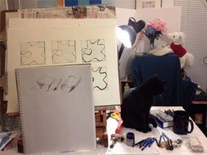 Naxi in the Studio 2011