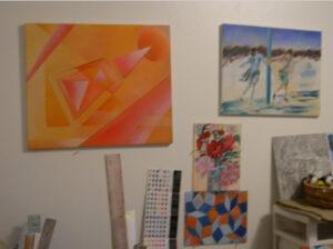 Amy Ione Studio 2011